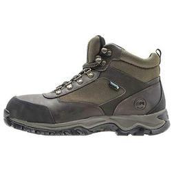 Timberland PRO Men's Keele Ridge Steel Toe Waterproof Leathe