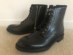 men s keeler leather combat boot