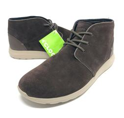Crocs  Kinsale Chukka Boot Men's 12 Espresso/Cobblestone NEW