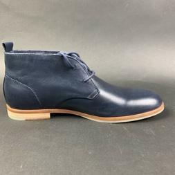 men s laceup plain dress ankle boot