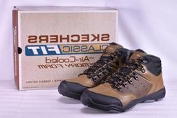 Men's Skechers Larson-Sento Boots Brown