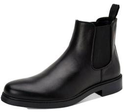 Calvin Klein - Men's Leather Fenwick Casual Boot - size 9 -
