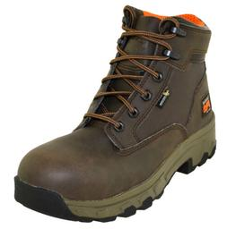 """Timberland Pro Men's Linden 6"""" Alloy Safety Toe Work Boot St"""