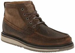 Ariat Men's Lookout Western Chukka Boot, Earth/Sto - Choose