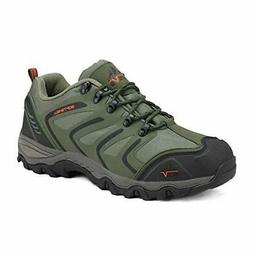Men's Low Top Waterproof Hiking Boots Outdoor Lightweight Tr