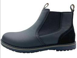 Izod Men's Lucas Boots - Black or Brown - Pick Size