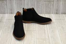+Steve Madden Men's M-Graye Chelsea Boot - Size 10, Black Su