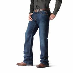 Ariat Men's M4 Roadhouse Low Rise Boot Cut Jeans 10008402