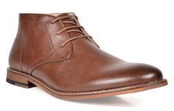 Bruno Marc NEW York Men's Marlon-H Leather Lined Stylish Dre