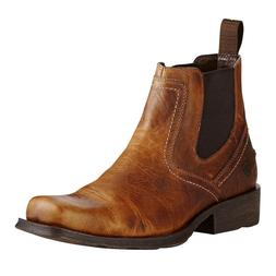 Ariat® Men's Midtown Rambler Barn Square Toe Chelsea Boots