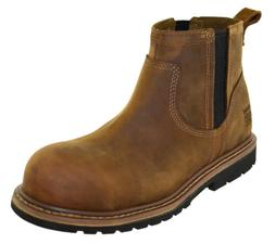 Timberland Pro Men's Millworks Composite Toe Pull On Work Bo