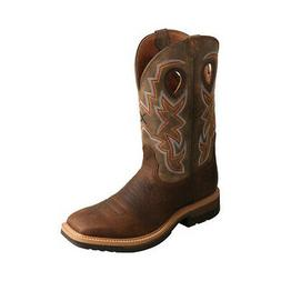 Twisted X Boots Men's   MLCW022 Lightweight Cowboy Work Boot