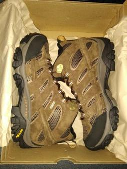 Merrell Men's Moab 2 Mid Waterproof Earth Size 8 Boots Hikin