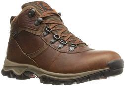 Men's Timberland Mt. Maddsen Mid Waterproof Hiking Boot Brow