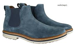 "Timberland Men's ""Naples Trail Chelsea"" Blue Navy Boots Mult"