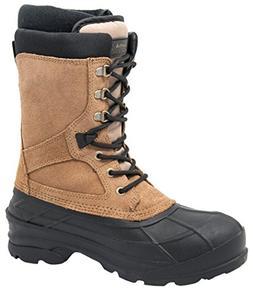 Kamik Men's Nationplus Boot  US, Tan)