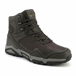 NORTIV 8 Fashion Men's Waterproof Outdoor Mid Hiking Boots B