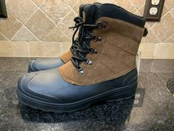 Ozark Trail Men's New Winter Pac Boots Size 10 Insulated Col