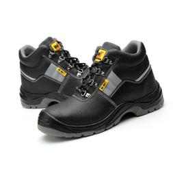 Men's Non-slip Safety Industrial Construction Shoes Steel To