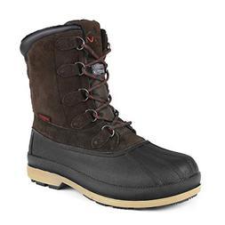 arctiv8 Men's 170390-M Dk.Brown Black Insulated Waterproof W