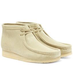 Men's Clarks Originals Maple Suede Wallabee Boots MSRP $160