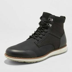 Men's Phil Casual Fashion Boots - Goodfellow & Co - Black -