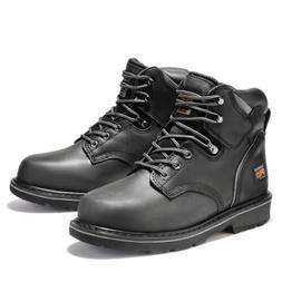 Timberland Pro Men's Pit Boss Steel Toe Work Boots 33032 Bla