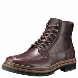 Timberland Men's Port Union Moc Toe Waterproof Casual Boots