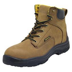 EVER BOOTS Men's Premium Leather Waterproof Work Boots Insul