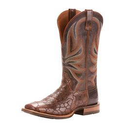 Ariat Men's Range Boss Wildhorse Chocolate Boots 10025119