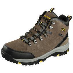 Skechers Men's Relment Pelmo Lace Up Boots, Wide