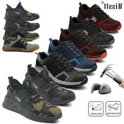 men s safety shoes steel toe work