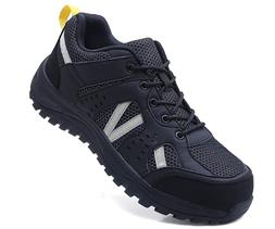 Men's Safety Shoes Work Steel Toe Protective Shoes, Industri