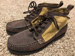Men's Sebago Filson Knight Chukka Boots, Leather / Canvas, U