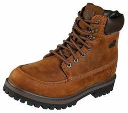 Skechers Men's Sergeants Range Top Work Boot Lace Up Boots