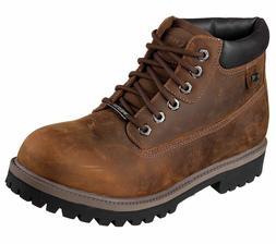 Skechers Men's Sergeants-Verdict Work Boot Memory Foam 4442
