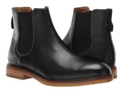 Men's Shoes Clarks CLARKDALE GOBI Leather Pull On Chelsea Bo