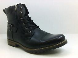 Bruno Marc New York Men's Shoes g9hyp5 Boots, Black, Size 12