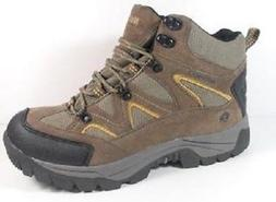 Men's NORTHSIDE SNOHOMISH Brown Waterproof Hiking Trail Casu