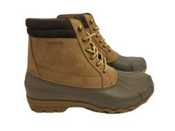 Men's Sperry Top-Sider STS14140 Brewster Duck Boots Size 9 M