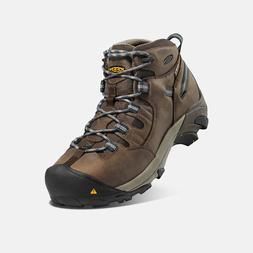Men's Keen Steel Toe Detroit Mid 1007004  Slate/Black  Save