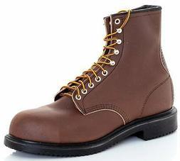 men s supersole 8 steel toe boot