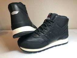 Men's New Balance Trail 755 Sneaker Boots Black Hiking  Size