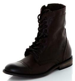 STEVE MADDEN Men's Trek Lace Up Boots