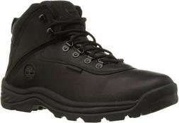 Timberland Men's White Ledge Mid Waterproof Ankle Boot Black