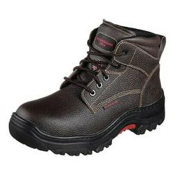 Skechers Men's   Work Burgin Tarlac Steel Toe Boot