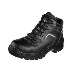 Skechers Men's   Work Relaxed Fit Burgin Sosder Comp Toe Boo