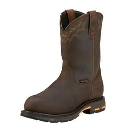 Ariat® Men's Workhog Pull-On Work Boots H2O Composite Toe 1