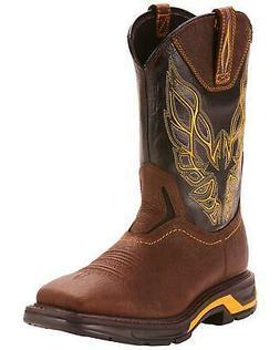 Ariat Men's Workhog XT Firebird Boot - Square Toe  - 1002495