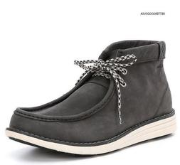 COLUMBIA men STEVENSON WALLABY LTR Waterproof Leather CHUKKA